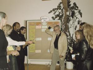 Teilnehmeraktivierende Belastungsanalyse auf dem BÖDLHOF